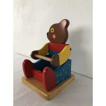 Bamse holder