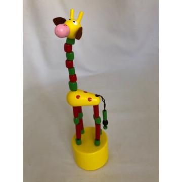 Giraf Tryk, pastel farver