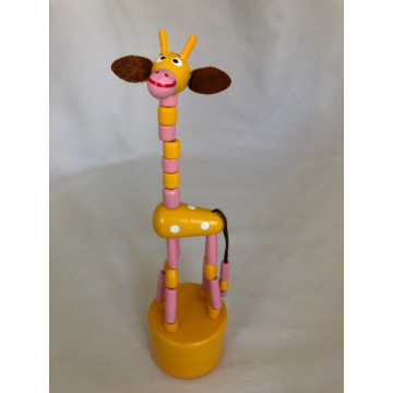 Giraf Tryk, flere farver