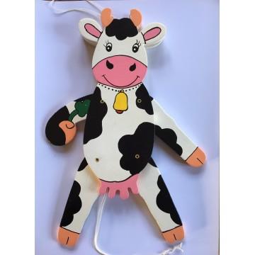 Ko med spræl