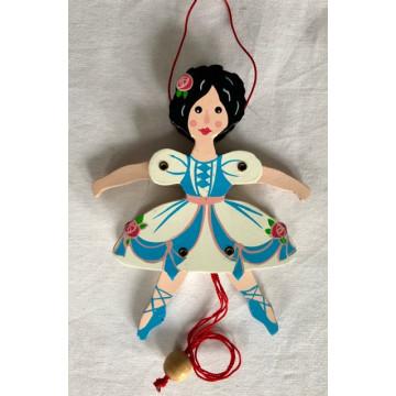 Hvid Ballerina